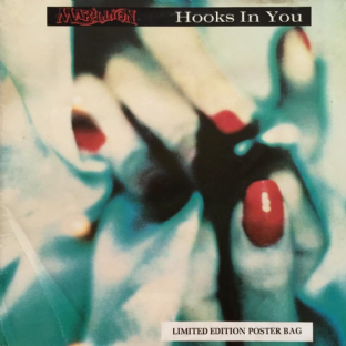 "Marillion - Hooks In You (12"") (G/G)"
